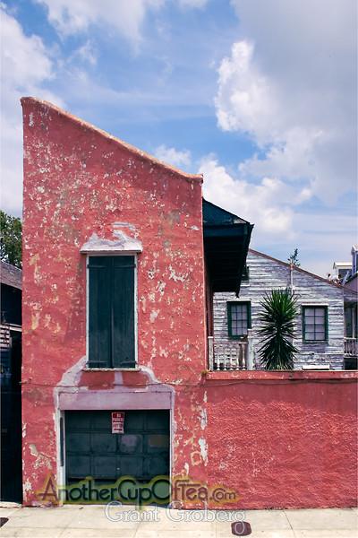 New Orleans Slave Quarters