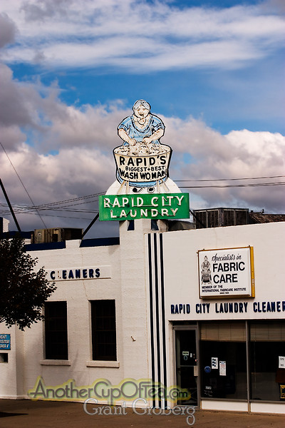 Rapid City Wash