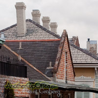French Quarter Chimneys