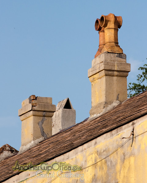 Clay Chimney Top