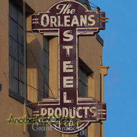 The Orleans Steel Products Sign