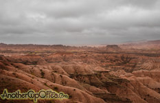 South Dakota Badlands - 4