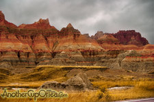 South Dakota Badlands - 10