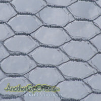 Iced Chicken Wire