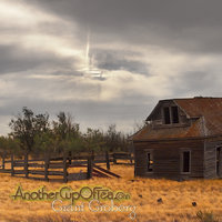 Abandoned House and Sky Artifact