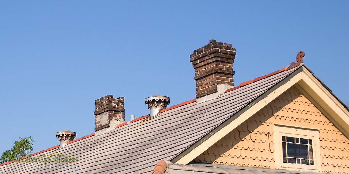 New Orleans Roof Ventilators and Chimneys