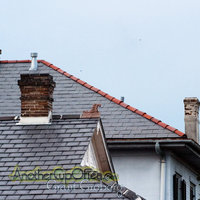 Roof and Ventilator