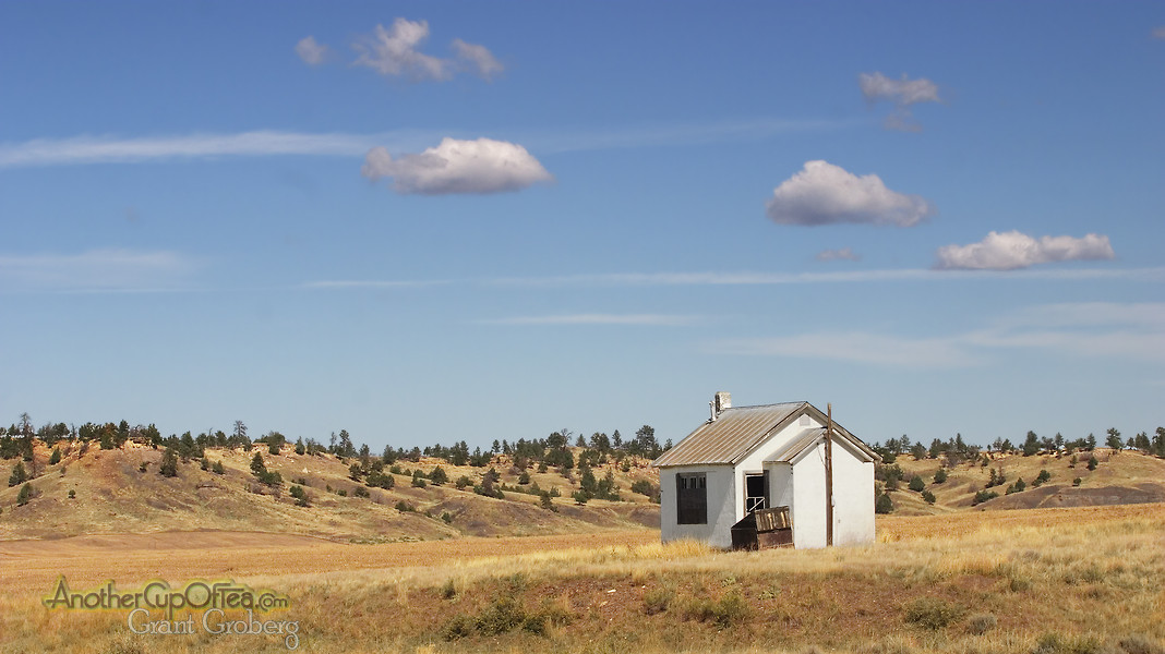 Remote Schoolhouse
