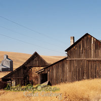 Barn, Barn, Grain mill